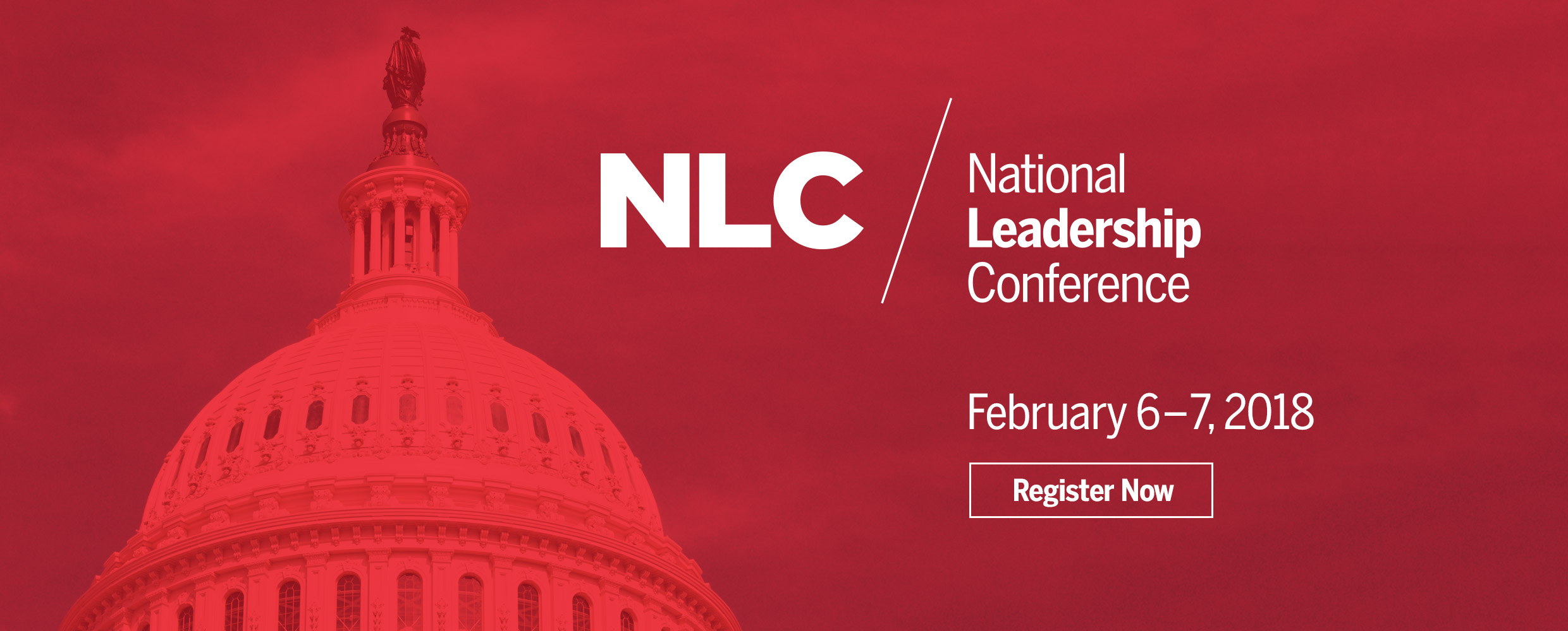 National Leadership Conference Register Now