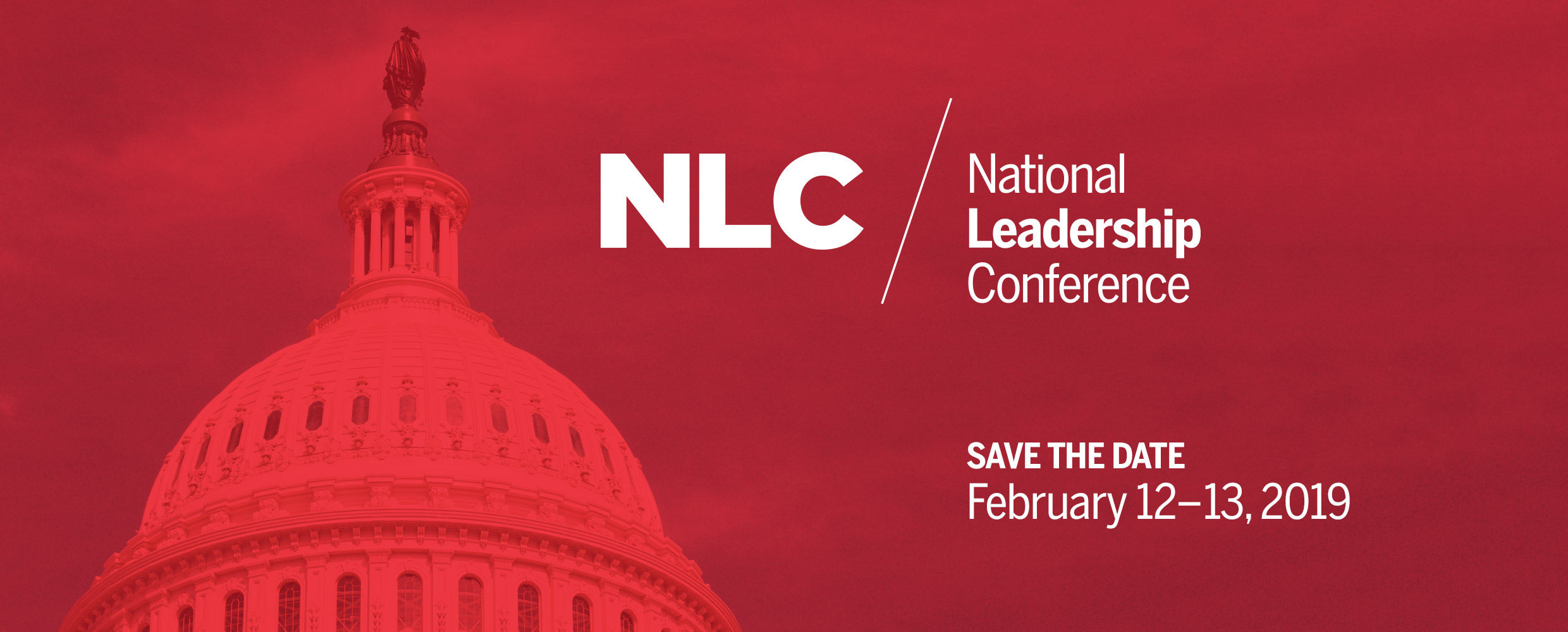 National Leadership Conference Save the Date