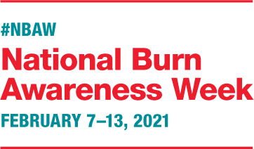 National Burn Awareness Week 2021