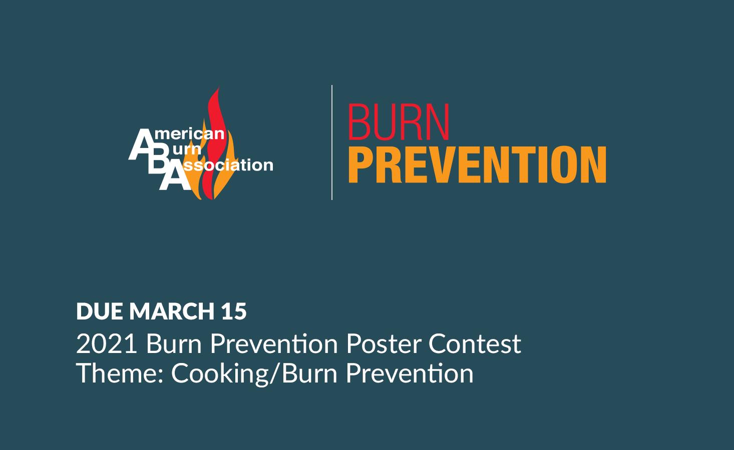 Burn Prevention Poster Contest
