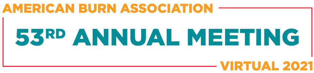 American Burn Association 53rd Annual Meeting Virtual 2021